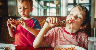 Kids Eat Free on Tuesday