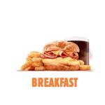 Burger King Breakfast Menu prices