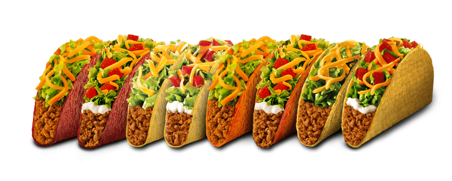 Taco Bell – ideal for bargain hunters