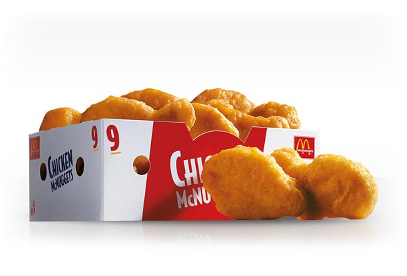 McNuggets – McDonald's or Tyson's?