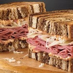 Double Stacked Reuben