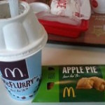 mcdonalds secret menu - Pie McFlurry