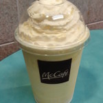 McDonalds Secret Menu - Strawberry Eggnog Shake