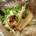 Single Taco - Chipotle secret menu