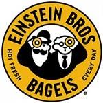 Einstein Bros' Bagels menu