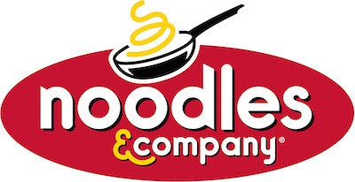Noodles and Company menu