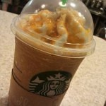 Caramel Apple Frappuccino