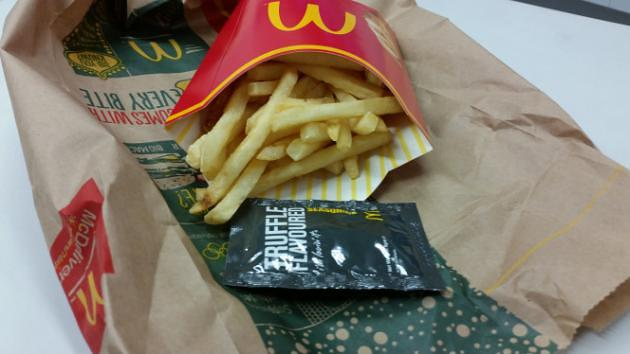 McDonalds Truffle Fries