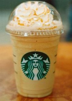Orange Creamsicle Frappuccino