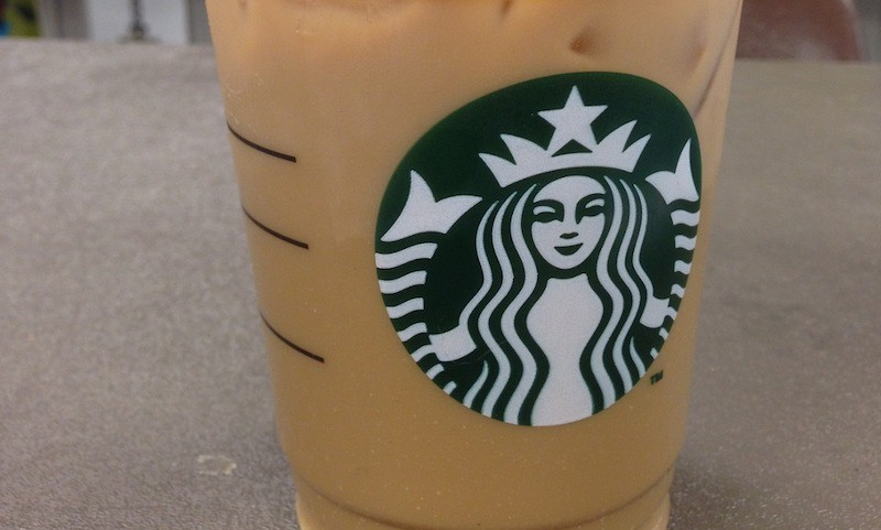 Starbucks Secret Menu - Caramel Snickerdoodle Macchiato