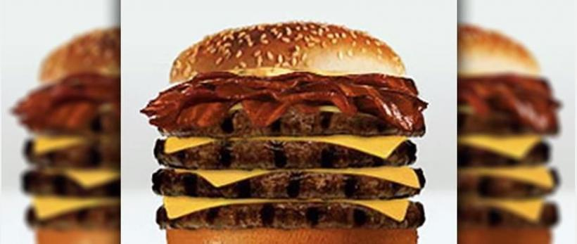 Suicide Burger - Burger King Secret menu