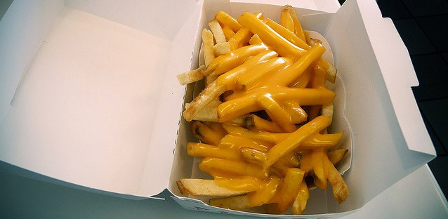 In N Out Secret Menu Cheese Fries