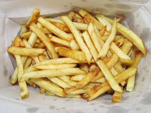 Well Done Fries In N Out Secret Menu