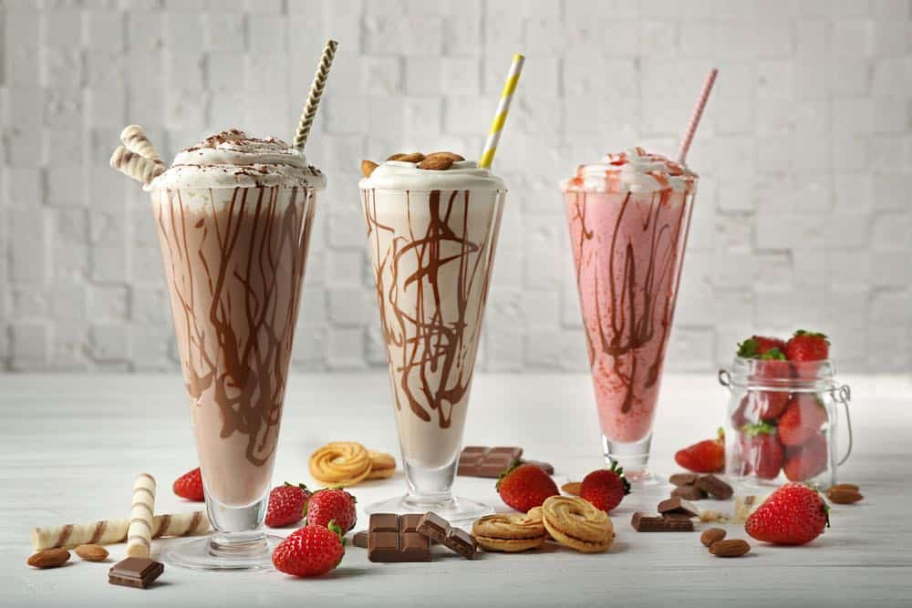 The Chocolate Shake